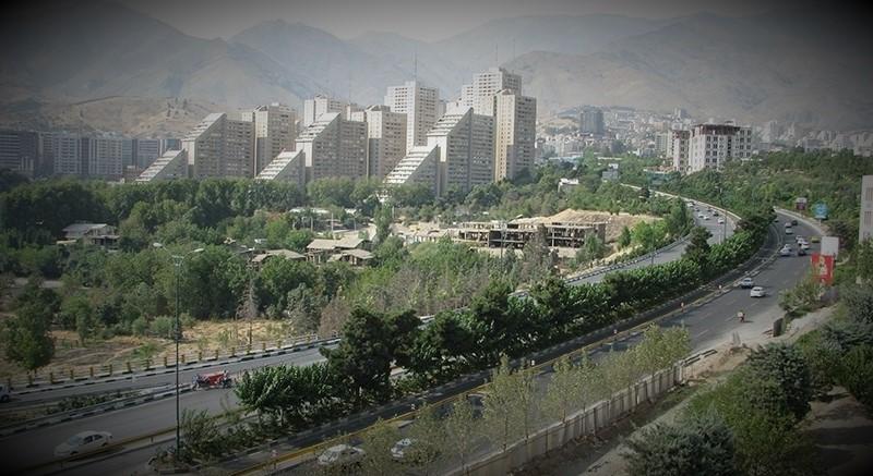 بهشت «معتادان مسلح» در شمال تهران + تصاویر