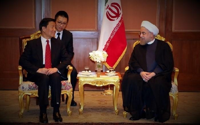 ایران و چین از فرصتهای پسا برجام برای تحقق روابط راهبردی بهره بگیرند